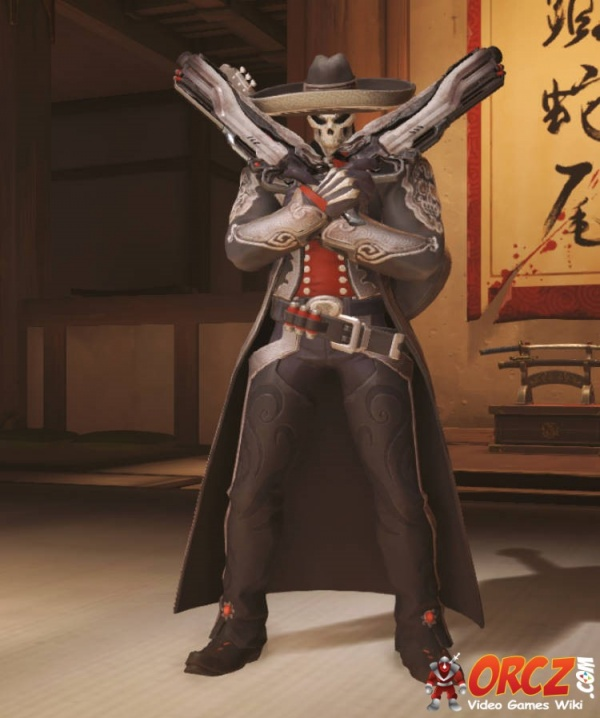 Overwatch Reaper Mariachi Skin The Video Games Wiki