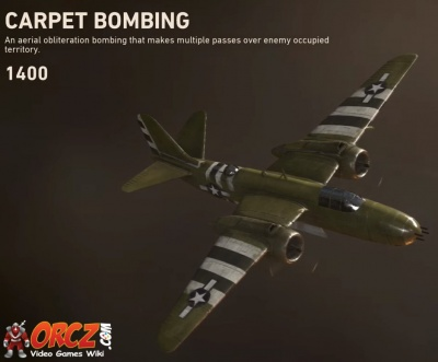 Call of Duty WW2  Carpet Bombing   Orcz com  The Video Games Wiki