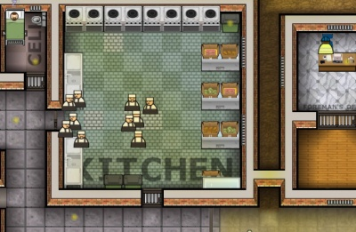 Prison Architect Kitchen Orcz Video Games Wiki
