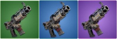 Fortnite Battle Royale Epic Tactical Submachine Gun