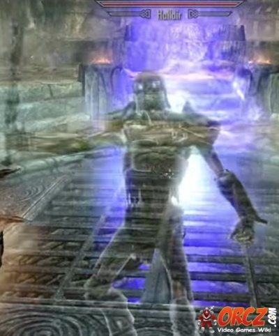 Image result for skyrim halldir