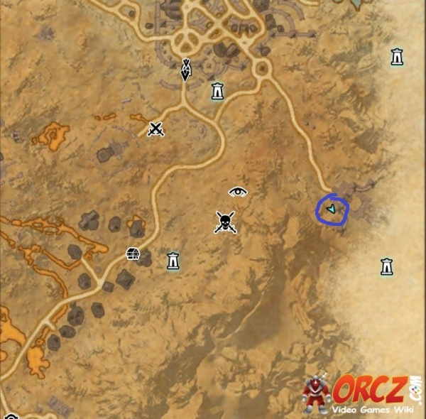 Bal Foyen Skyshards Locations Map Guide Eso 3 World Maps - Modern
