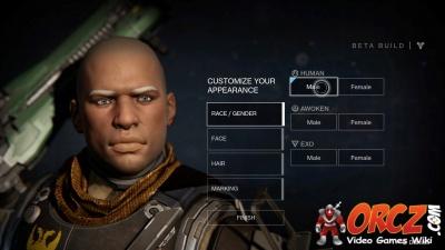 Destiny Human Orcz Com The Video Games Wiki