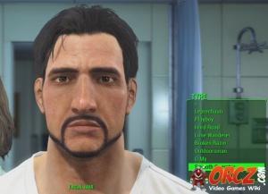 Fallout 4 Facial Hair Smooth Operator The
