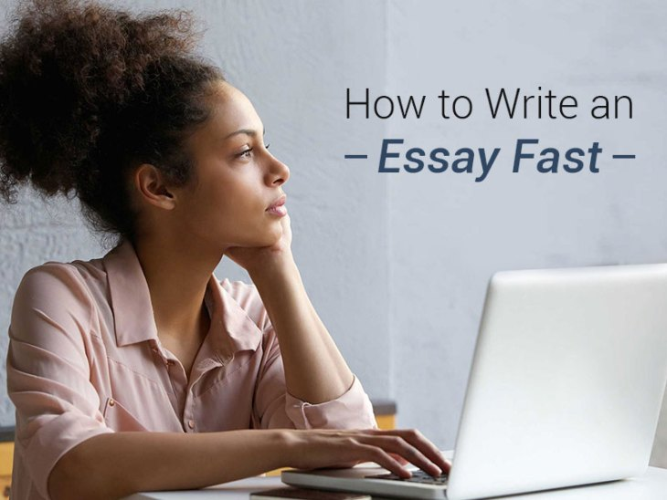 How to write a report fast