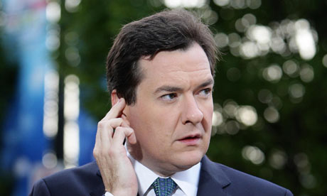 Does Osborne Want to Be Mayor of London?