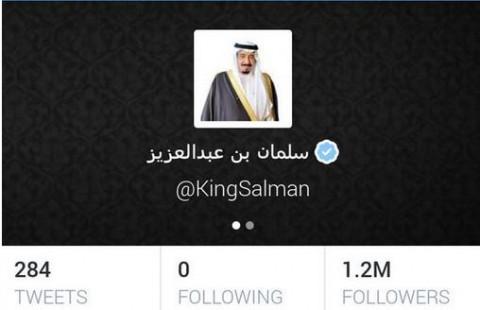 king twitter