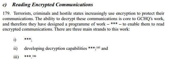 gchq break encryption