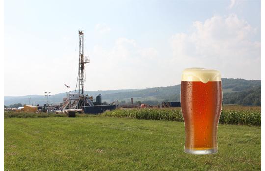 beer fracking