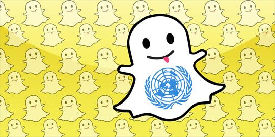 united nations snapchat