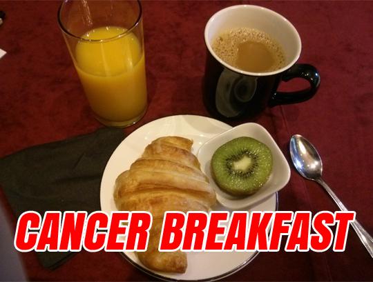 CANCER BREAKFAST SOIL ASSOCIATION