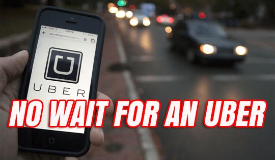 Uber Wait
