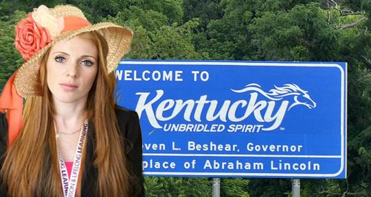 Kentucky Rayner