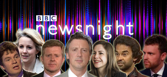 newsnight runners riders