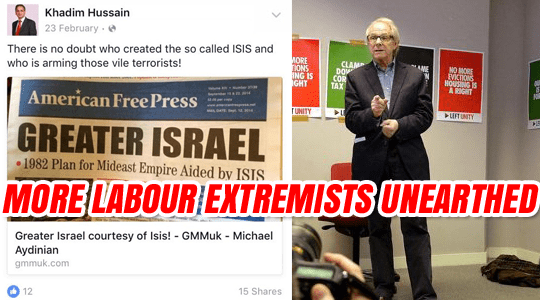 LABOUR EXTREMISTS