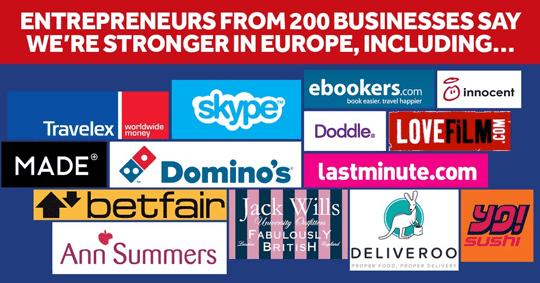 entrepreneurs In