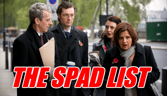 Exclusive: New Government Appointments in Full