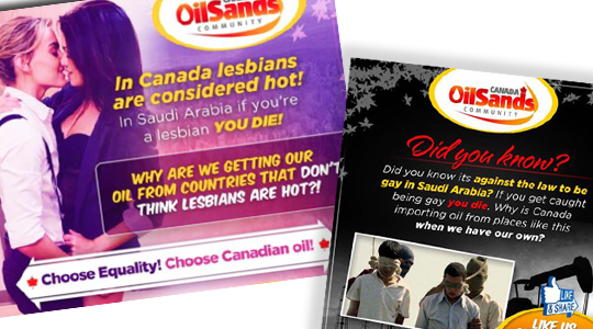 canada oil sands community