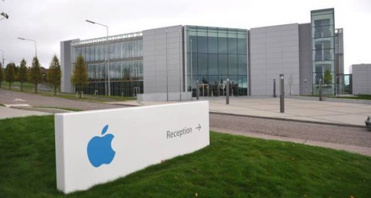 Apple's Cork Campus