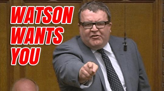 WATSON WANTS YOU