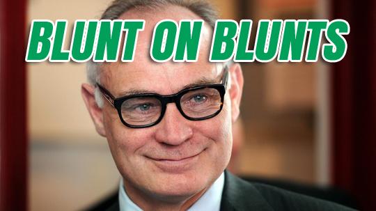 blunt