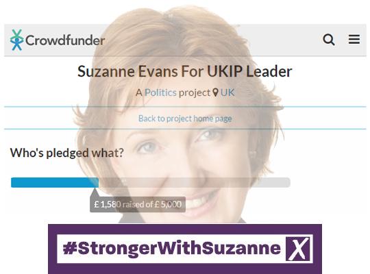 Crowdfund Suzanne
