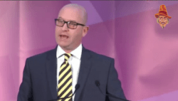 Nuttall Press Officer Takes Rap
