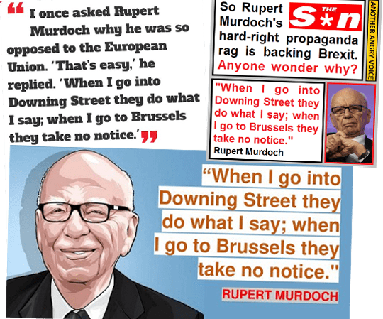 Murdoch Decries Fake News