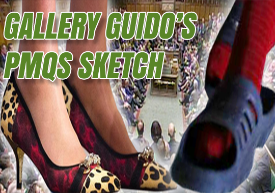 Gallery Guido's PMQs Sketch