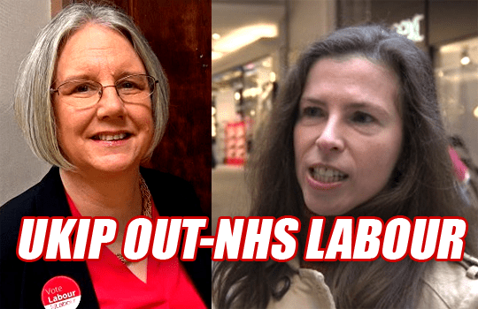 UKIP Out-NHS Labour in Copeland