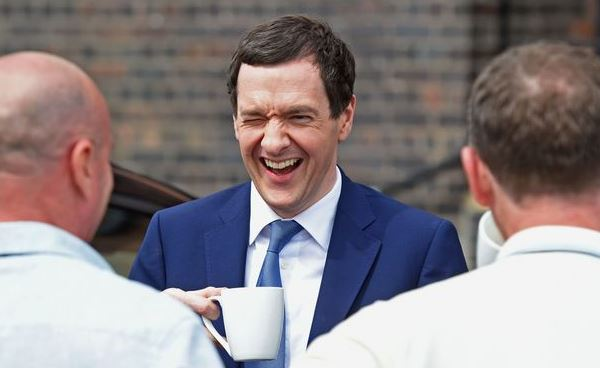 Osborne Buries BlackRock News