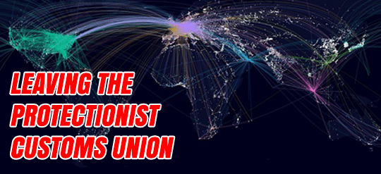 Leaving The Protectionist Union