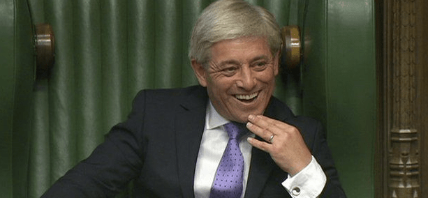 Anti-Bercow Lobbying Latest