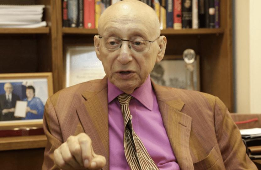 Gerald Kaufman Dead