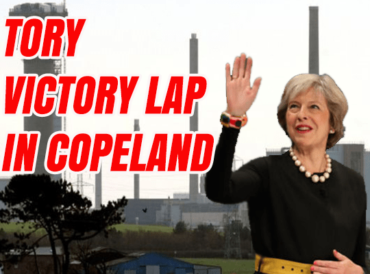 May Copeland Victory Lap
