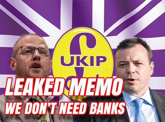 Leaked UKIP Memo: Candidates Must Leave Social Media