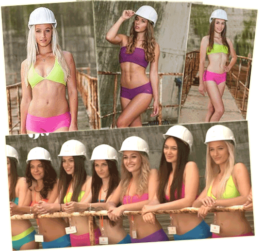 Meltdown After Nuclear Power Plant Holds Bikini Contest to Choose Interns