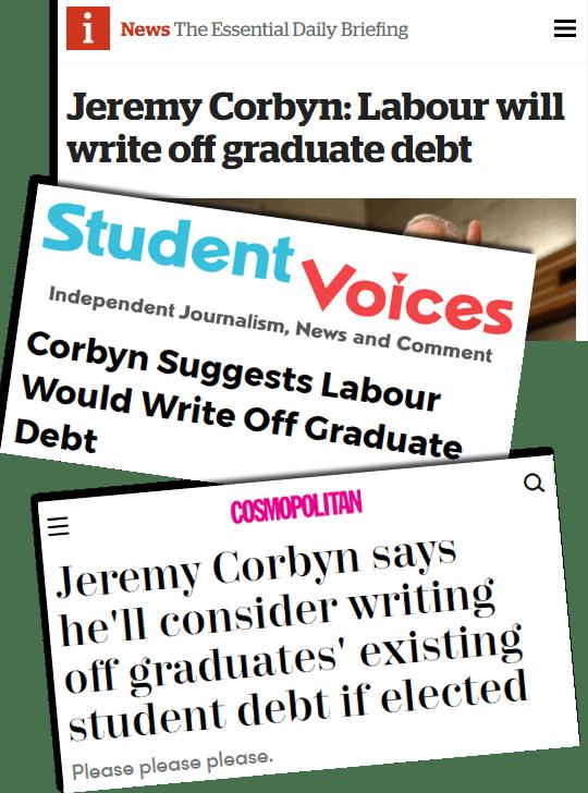 Watch: Jeremy Corbyn isn't Real