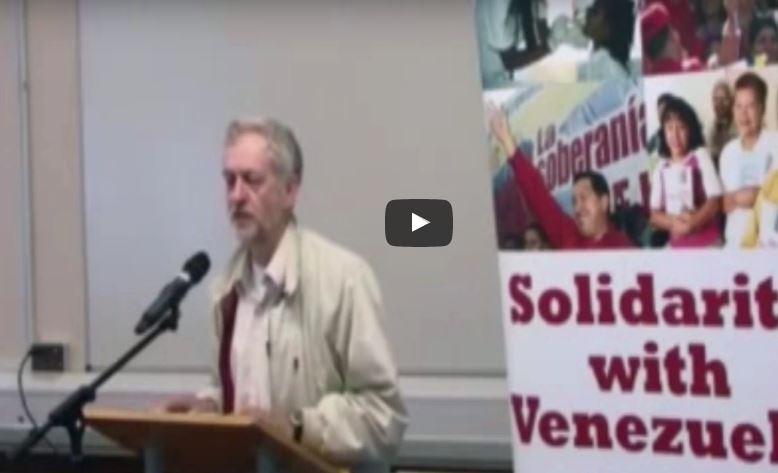 Watch: Caracas Corbyn's Venezuela Shame