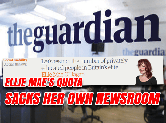 Private School Quota Would Cull Guardian's Columnists