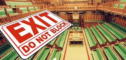 Full List: MPs Who Voted to Block Brexit