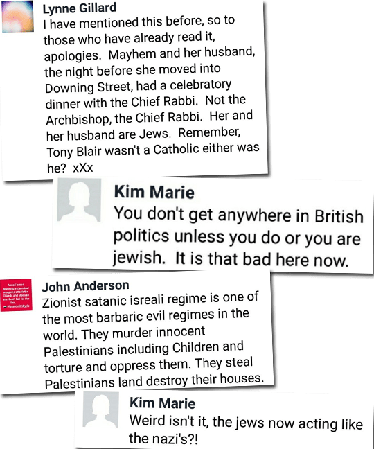 Meanwhile on Labour's Facebook Forum