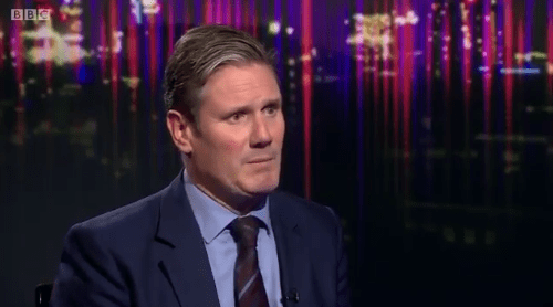 Starmer Admits Public Clueless as to Labour's Brexit Policy