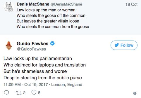 Shameless Poetry