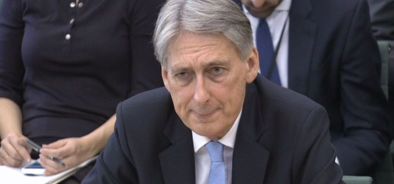 Mail Calls on May to Sack Hammond