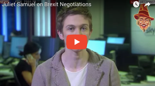 Watch: May Not Bringing Brexiteers With Her