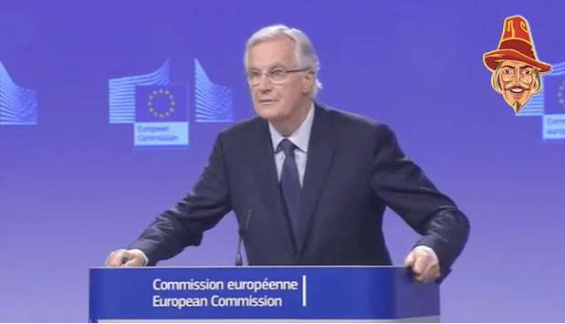 WATCH: Barnier Shuts Down Remainers' Single Market Fantasy