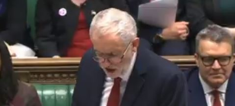 Sketch: Jezza's False Flag PMQs