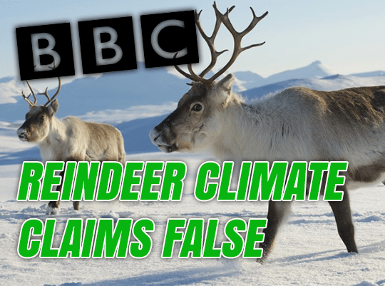 BBC Reined In Over False Climate Claims