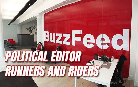 BuzzFeed Runners and Riders
